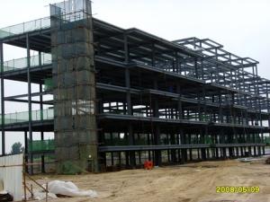 钢结构工程施工