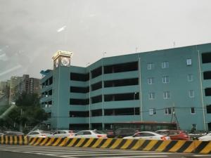 清河999急救中心钢结构停车楼