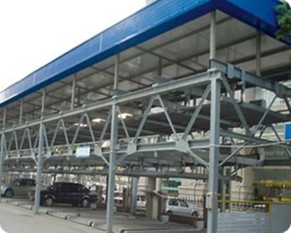 钢结构立体停车库