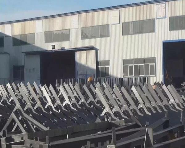铁路支架制作