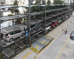 钢结构立体车库施工单位