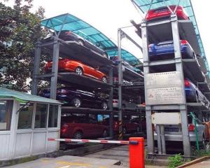 上海立体停车场